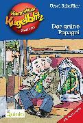 Cover-Bild zu Kommissar Kugelblitz 04. Der grüne Papagei (eBook) von Scheffler, Ursel