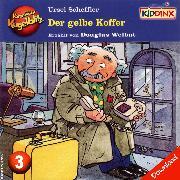 Cover-Bild zu Kommissar Kugelblitz - Der gelbe Koffer (Audio Download) von Scheffler, Ursel