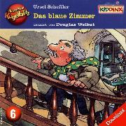 Cover-Bild zu Kommissar Kugelblitz - Das blaue Zimmer (Audio Download) von Scheffler, Ursel