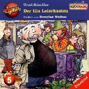Cover-Bild zu Kommissar Kugelblitz - Der lila Leierkasten (Audio Download) von Scheffler, Ursel