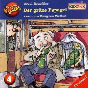 Cover-Bild zu Kommissar Kugelblitz - Der grüne Papagei (Audio Download) von Scheffler, Ursel