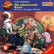 Cover-Bild zu Kommissar Kugelblitz - Die schneeweiße Katze (Audio Download) von Scheffler, Ursel