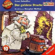 Cover-Bild zu Kommissar Kugelblitz - Der goldene Drache (Audio Download) von Scheffler, Ursel