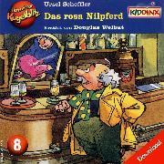 Cover-Bild zu Kommissar Kugelblitz - Das rosa Nilpferd (Audio Download) von Scheffler, Ursel