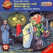 Cover-Bild zu Kommissar Kugelblitz - Kürbisgeist und Silberspray (Audio Download) von Scheffler, Ursel