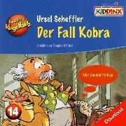 Cover-Bild zu Kommissar Kugelblitz - Der Fall Kobra (Audio Download) von Scheffler, Ursel