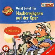 Cover-Bild zu Kommissar Kugelblitz - Nashornjägern auf der Spur (Audio Download) von Scheffler, Ursel