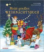 Cover-Bild zu Mein großes Weihnachtsbuch von Scheffler, Ursel