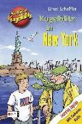 Cover-Bild zu Kommissar Kugelblitz - Kugelblitz in New York von Scheffler, Ursel