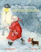Cover-Bild zu Ach, du dicker Weihnachtsmann von Scheffler, Ursel