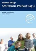 Cover-Bild zu Examen Pflege. Schriftliche Prüfung Tag 3 von Schewior-Popp, Susanne