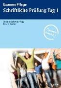 Cover-Bild zu Examen Pflege. Schriftliche Prüfung Tag 1 von Schewior-Popp, Susanne