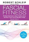 Cover-Bild zu Fascial Fitness, Second Edition (eBook) von Schleip, Robert