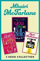 Cover-Bild zu Mhairi McFarlane 3-Book Collection (eBook) von McFarlane, Mhairi