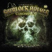 Cover-Bild zu Sherlock Holmes Chronicles, Folge 80: Der grüne Dunst (Audio Download) von Krohn, Rolf