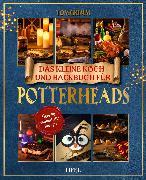 Cover-Bild zu Das kleine Koch- und Backbuch für Potterheads (eBook) von Grimm, Tom