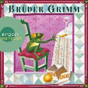 Cover-Bild zu Märchenbox, Brüder Grimm (Audio Download) von Grimm, Brüder