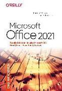 Microsoft Office 2021 - Das Handbuch von Haselier, Rainer G.