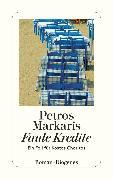 Cover-Bild zu Markaris, Petros: Faule Kredite (eBook)