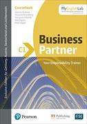 Business Partner C1 Coursebook with MyEnglishLab, Online Workbook and Resources