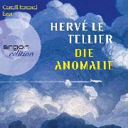 Cover-Bild zu Die Anomalie (Ungekürzt) (Audio Download) von Tellier, Hervé Le