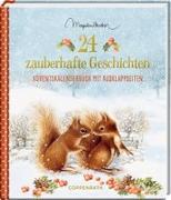 24 zauberhafte Geschichten von Bastin, Marjolein (Illustr.)