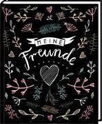 Freundebuch - Handlettering - Meine Freunde