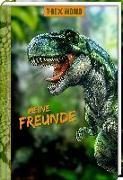Freundebuch - T-Rex World - Meine Freunde von Frey, Raimund (Illustr.)