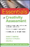 Cover-Bild zu Essentials of Creativity Assessment (eBook) von Kaufman, James C.