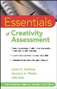 Cover-Bild zu Essentials of Creativity Assessment von Kaufman, James C.
