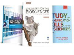 Cover-Bild zu Blann, Andrew: Oxford Brookes Bioscience Pack