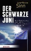 Cover-Bild zu Der Schwarze Juni (eBook) von Sinn, Hans-Werner