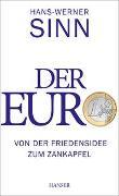 Cover-Bild zu Der Euro von Sinn, Hans-Werner