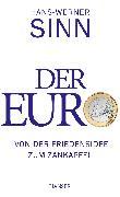 Cover-Bild zu Der Euro (eBook) von Sinn, Hans-Werner