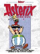 Cover-Bild zu Goscinny, René: Asterix Omnibus 4