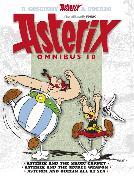Cover-Bild zu Uderzo, Albert: Asterix Omnibus 10