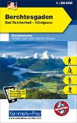 Cover-Bild zu Berchtesgaden, Bad Reichenhall, Königssee, Nr. 08 Outdoorkarte Deutschland 1:35 000. 1:35'000 von Hallwag Kümmerly+Frey AG (Hrsg.)