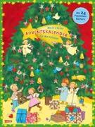 Cover-Bild zu Mein erster Adventskalender für die Kleinen - mit 24 Pappbilderbüchern - 2021 von diverse