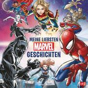 Cover-Bild zu Meine liebsten Marvel-Geschichten von Diverse
