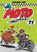 Cover-Bild zu Aue, Holger: MOTOmania