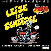 """Cover-Bild zu Aue, Holger: MOTOmania """"Leise ist scheiße!"""""""