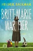 Cover-Bild zu Britt-Marie war hier (eBook) von Backman, Fredrik