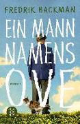 Cover-Bild zu Ein Mann namens Ove (eBook) von Backman, Fredrik