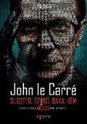 Cover-Bild zu Suszter, szabó, baka, kém (eBook) von le Carré, John
