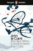 Cover-Bild zu Penguin Readers Level 6: The Spy Who Came in from the Cold (ELT Graded Reader) (eBook) von Carré, John le