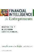 Cover-Bild zu Financial Intelligence for Entrepreneurs (eBook) von Berman, Karen