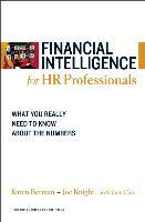 Cover-Bild zu Financial Intelligence for HR Professionals (eBook) von Berman, Karen