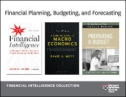 Cover-Bild zu Financial Planning, Budgeting, and Forecasting: Financial Intelligence Collection (7 Books) (eBook) von Review, Harvard Business