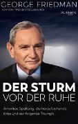 Cover-Bild zu George Friedman: Der Sturm vor der Ruhe von Friedman, George