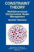 Cover-Bild zu Constraint Theory von Friedman, George